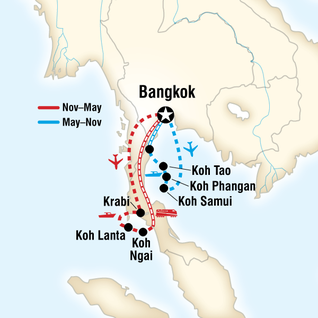 trips thailand island hopping attw