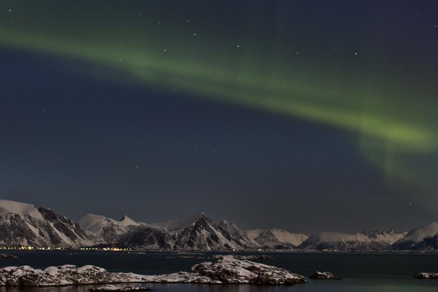 Artist Candace Rose Rardon discovers the familiar amongst the foreign in this series of images from Lofoten in Norway.