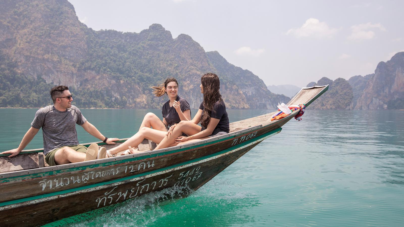 Von Bangkok nach Singapur – Klongs & Pad Thai