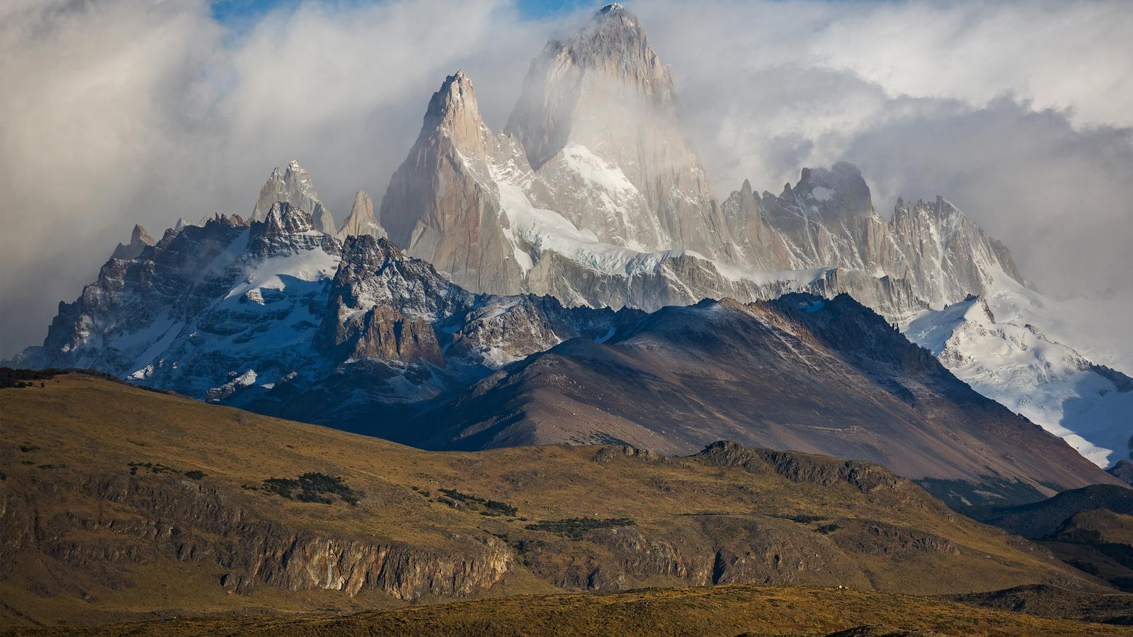 patagonia hiking in argentina south america g adventures