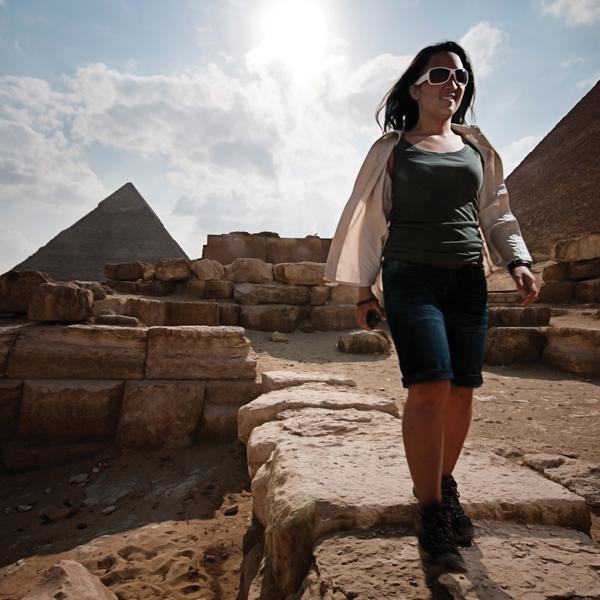 Egypt: Boats & Bazaars