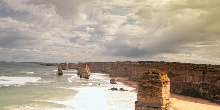 Great Ocean Road East–Adelaide to Melbourne