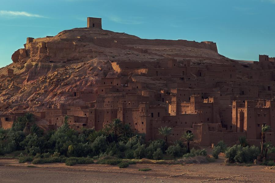 For a country roughly the size of California, Morocco has its share of UNESCO sites. Blogger Michael Turtle selects his favourites.