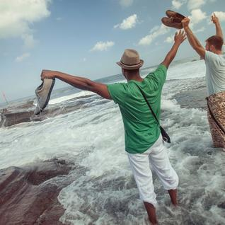 Bangkok to Bali Adventure: Street Eats & Beaches