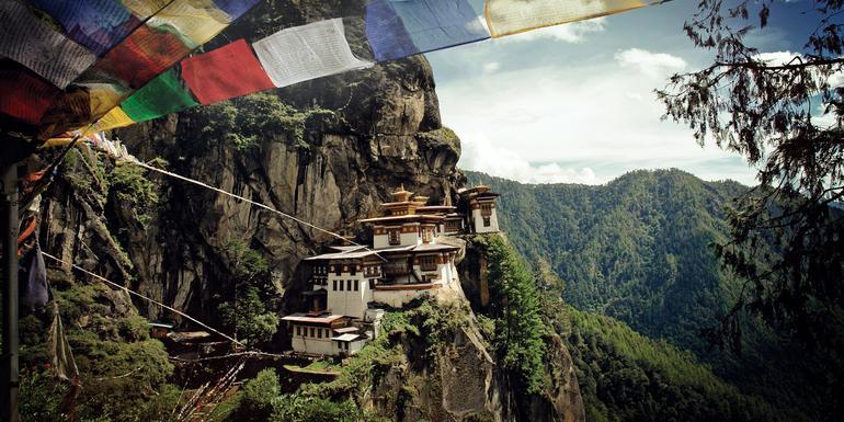 Cover Image of Bhutan Trekking - The Druk Path