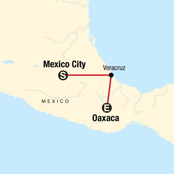 Central Mexico Adventure in Mexico, Central America - G Adventures