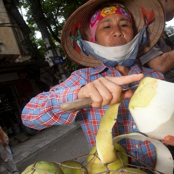 Ho Chi Minh City Day Tour: Street Food (half day)