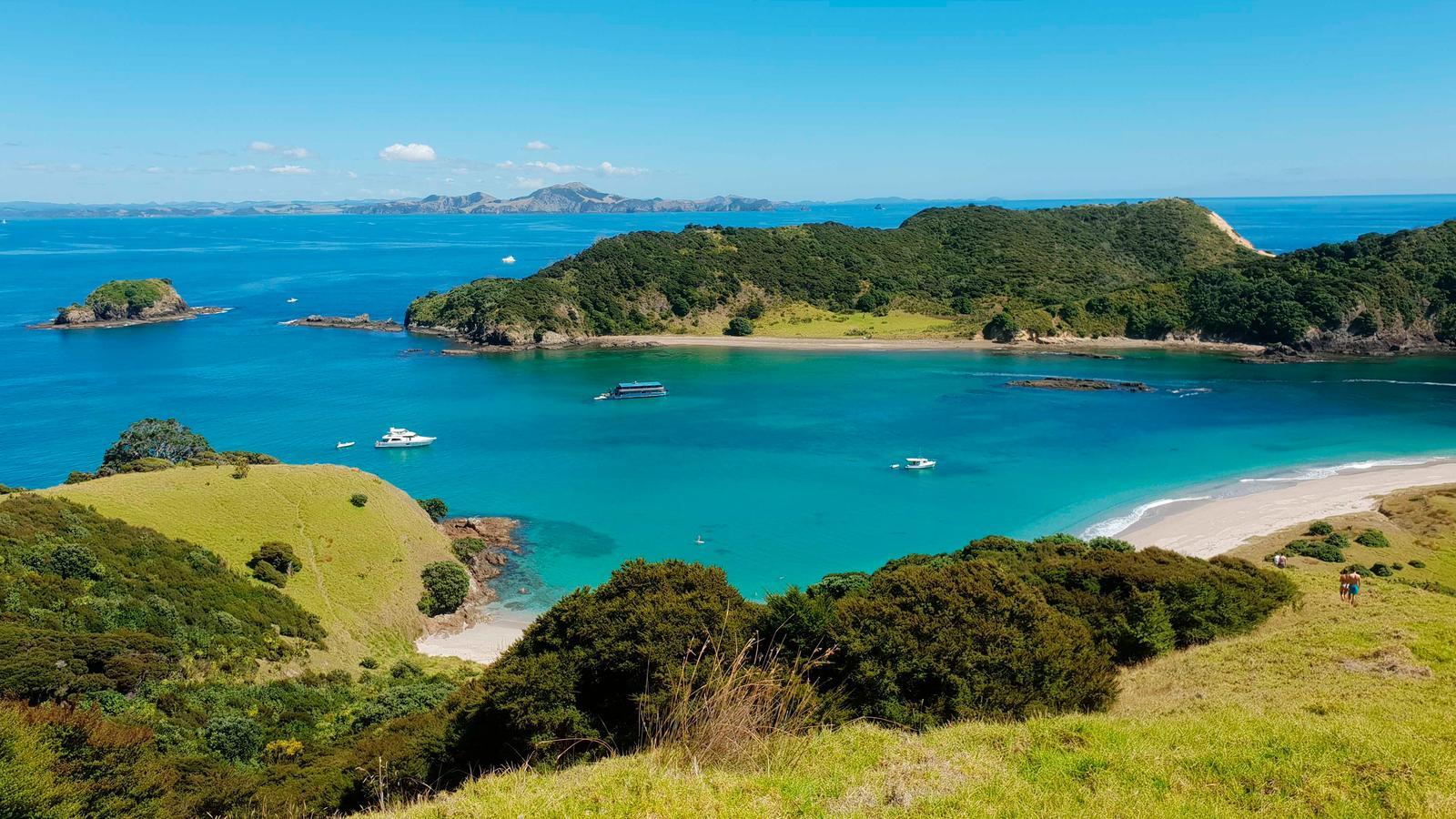 Neuseeland – Die Bay of Islands