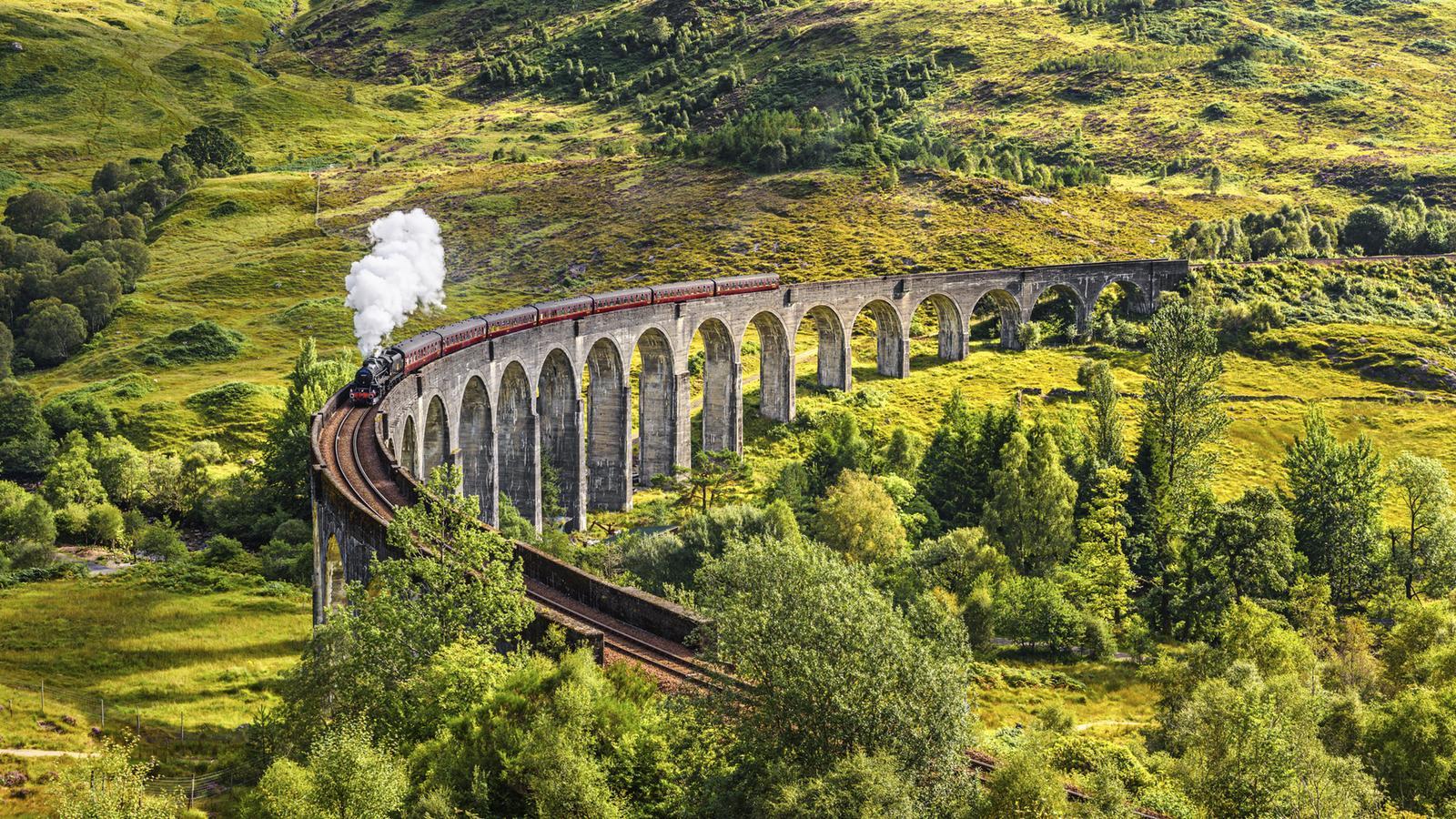 Die Highlights von Schottland