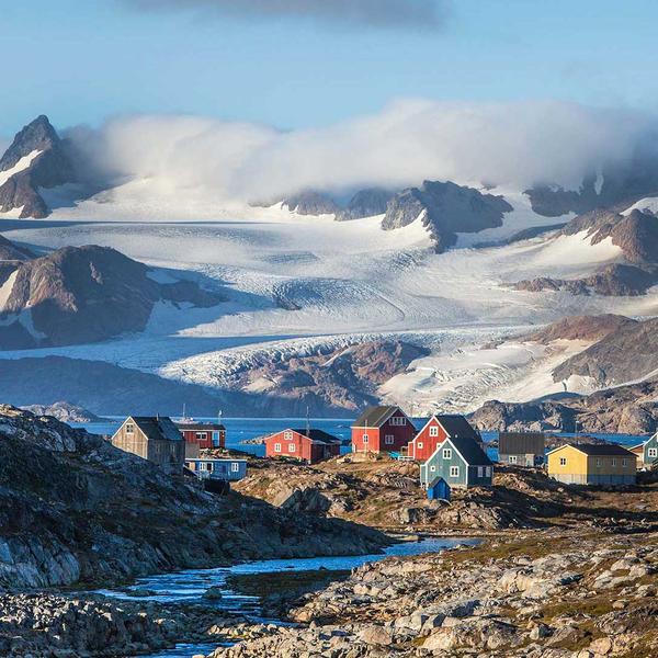 Hiking East Greenland
