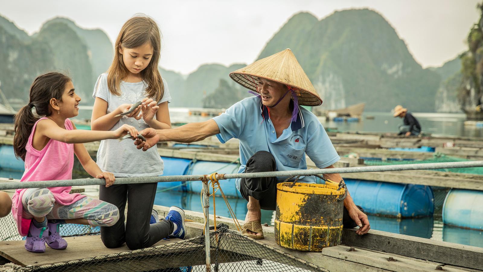 c6590fc2cbd Southeast Asia Family Journey  Vietnam to Cambodia in Vietnam