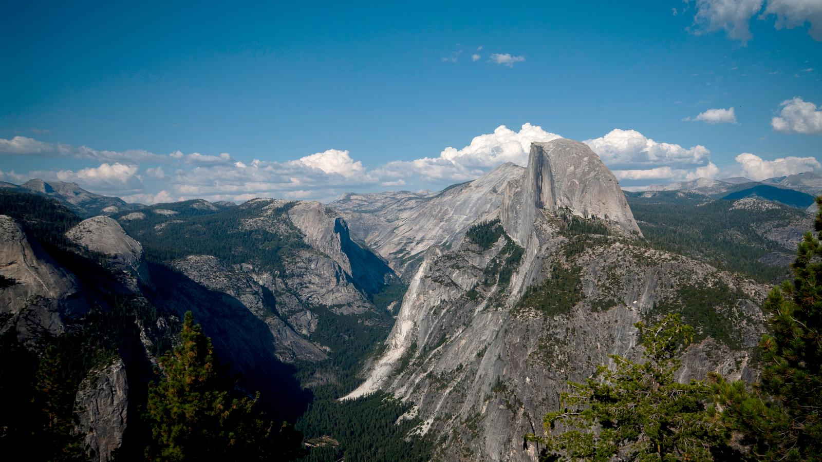 Natural Highlights of California in United States, North America - G