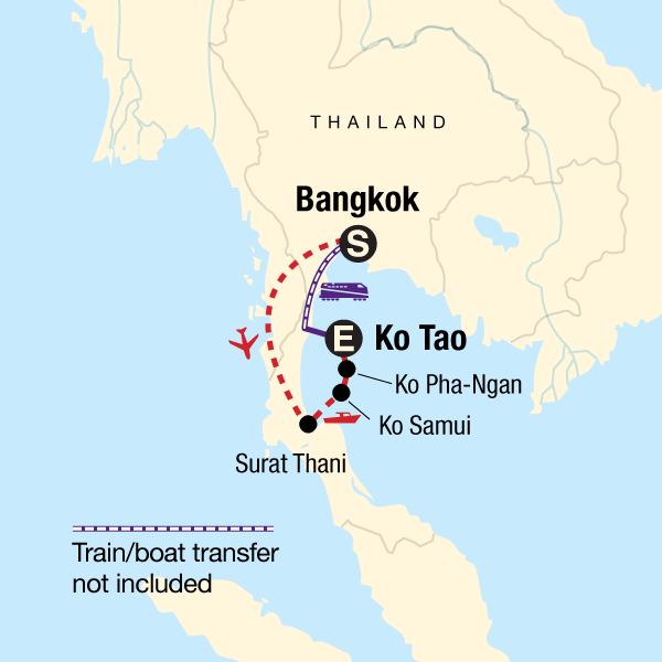 Thailand Island Hopping – East Coast in Thailand, Asia - G ...