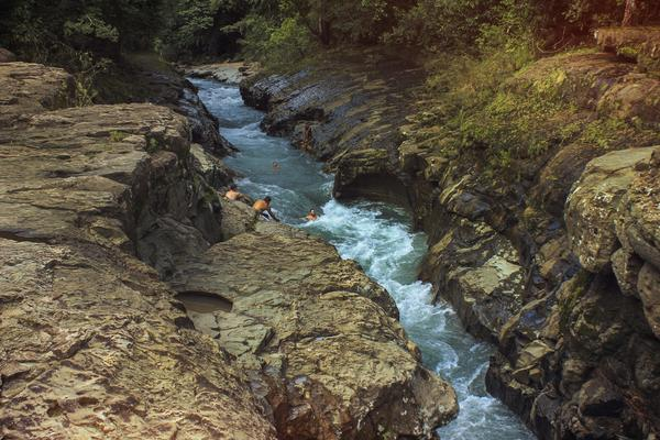 The small mountain town is the perfect destination for adventurous, active travellers.