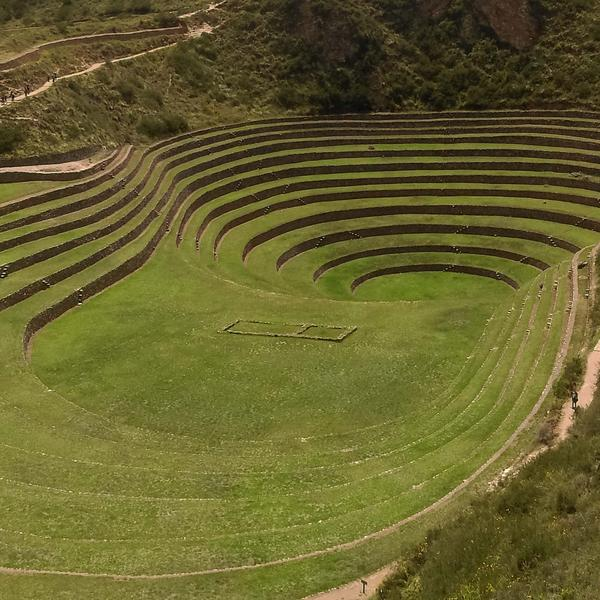Cusco Day Tour: Maras, Moray and Chinchero (full day)