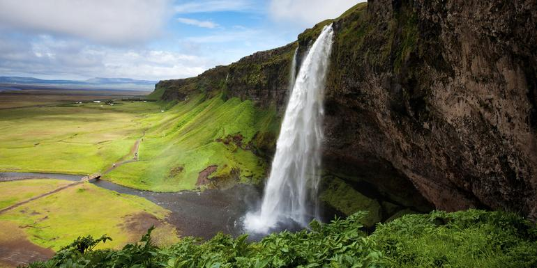 Iceland Camping on a Shoestring