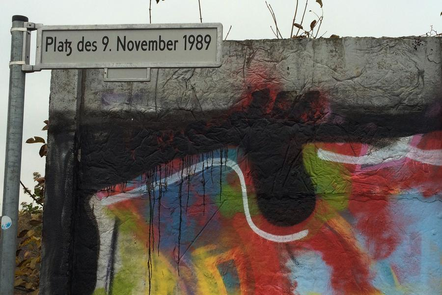 On the momentous anniversary, it's important to remember the Berlin Wall's painful history
