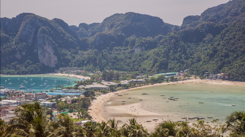 Sailing Thailand - Phuket to Ko Phi Phi