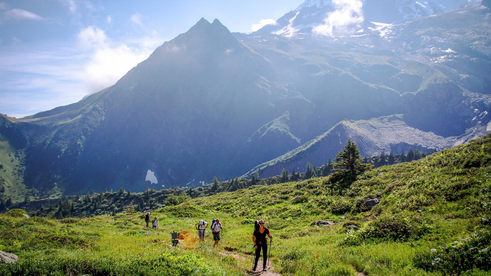 Image result for Mont Blanc – France, Italy and Switzerland