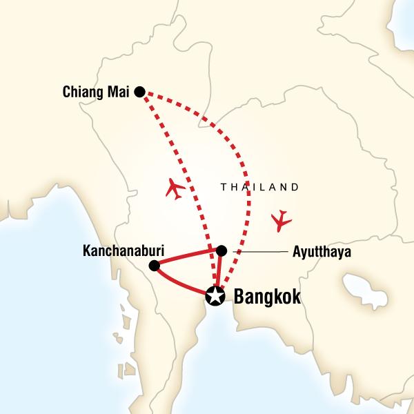 Tayland Keşif Turu