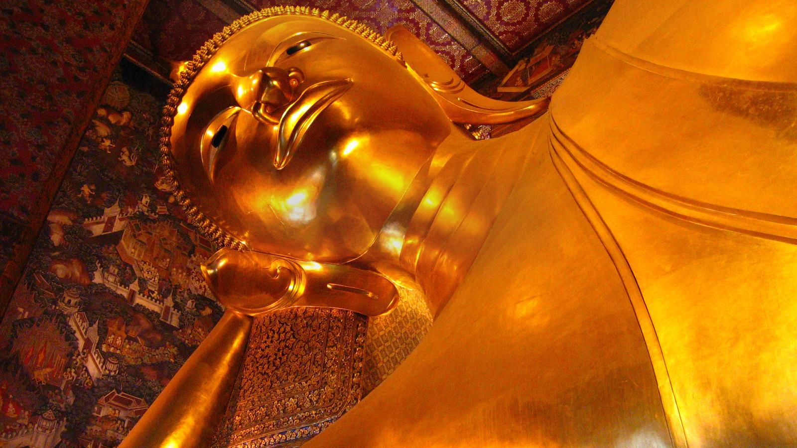 The Golden Buddha in Bangkok