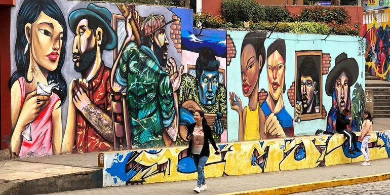 18-to-Thirtysomethings Lima Mini Adventure