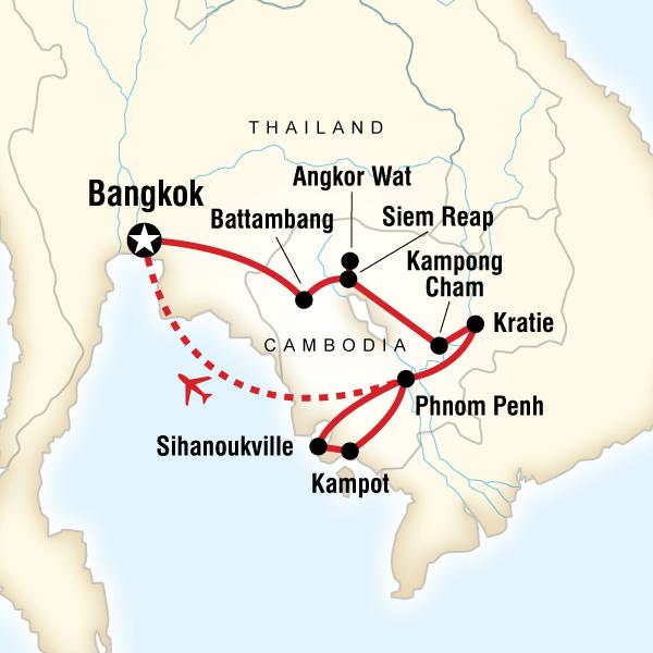 Kamboçya Turu