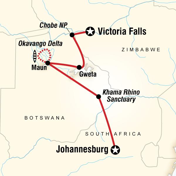 Botswana Turu