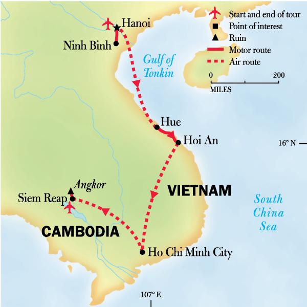 Southeast Asia Family Journey Vietnam To Cambodia In Vietnam Asia G Adventures