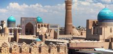 Central Asia Multi-Stan Adventure