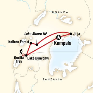 Uganda Tours & Travel - G Adventures