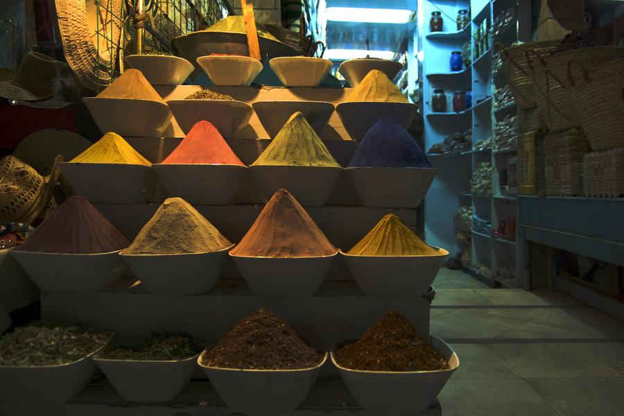 The North African country's markets can be overwhelming. Here's how to get the best bang for your buck