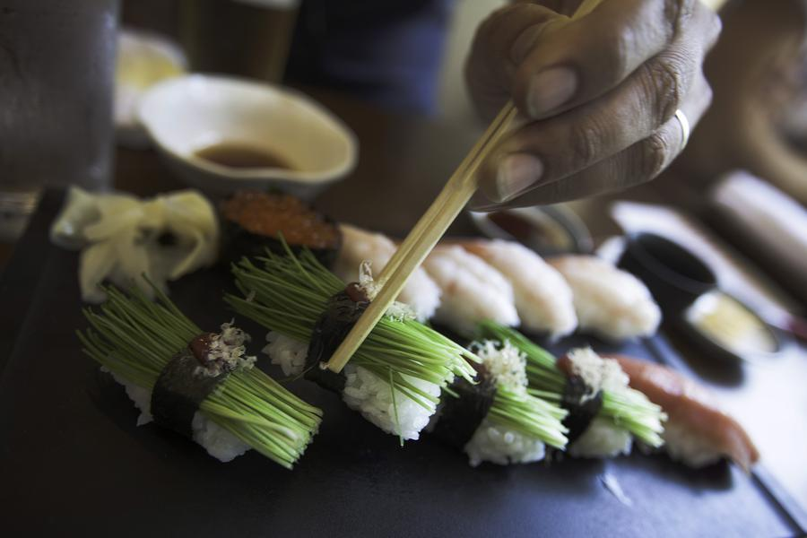 Your guide to some of the tastiest raw fish in the world