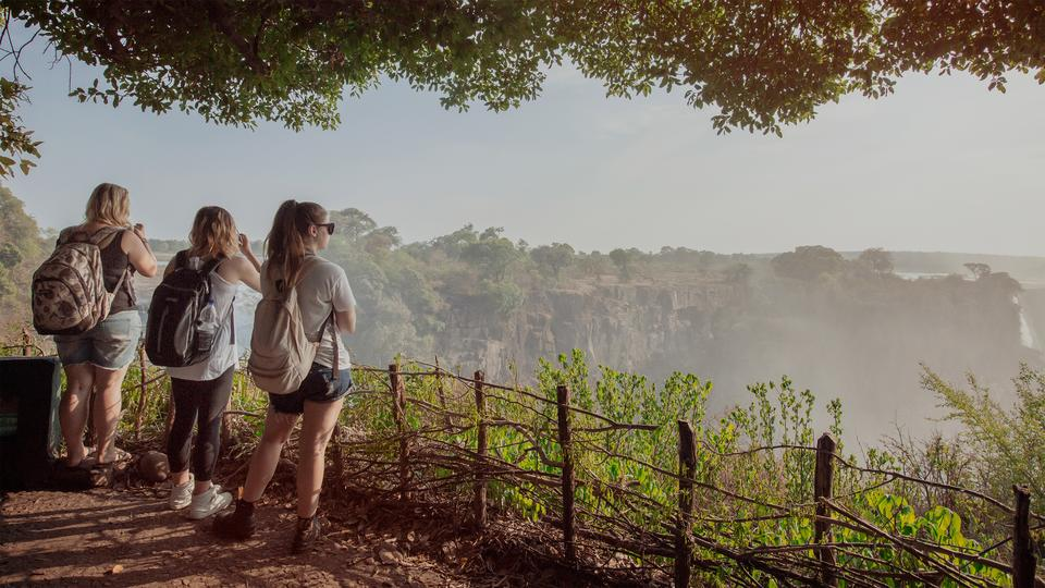 Why You Should Visit Victoria Falls from Zambia - G Adventures