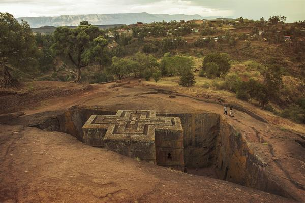 Ethiopia's rock-hewn churches are a remarkable testament to one of the oldest Christian traditions in the world