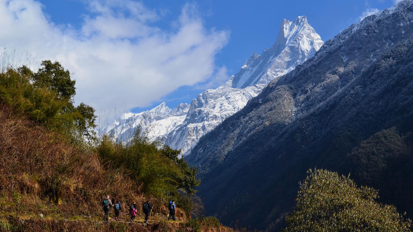 Les plus beaux sommets de montagne en photos