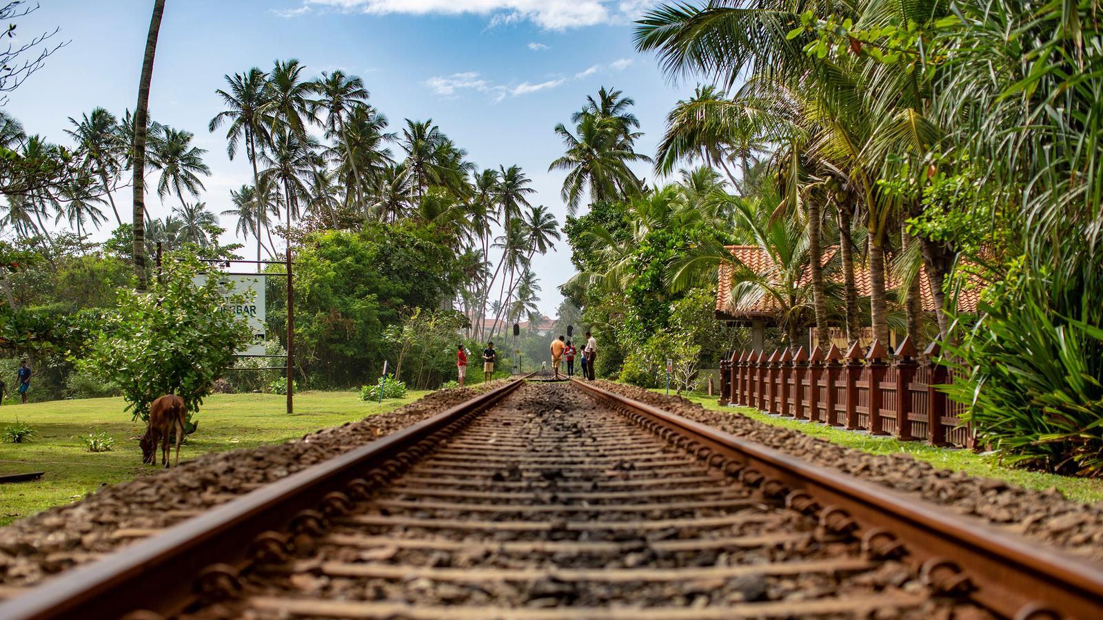 Sri Lanka Land & Sea