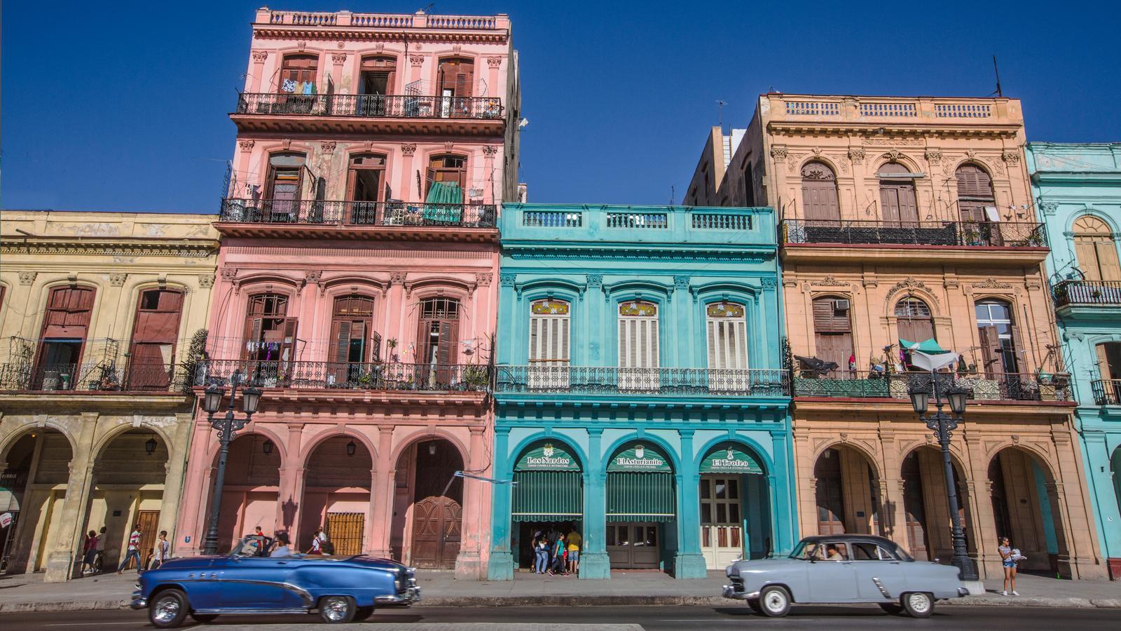 Cuba ... Havana ... Towards adventure