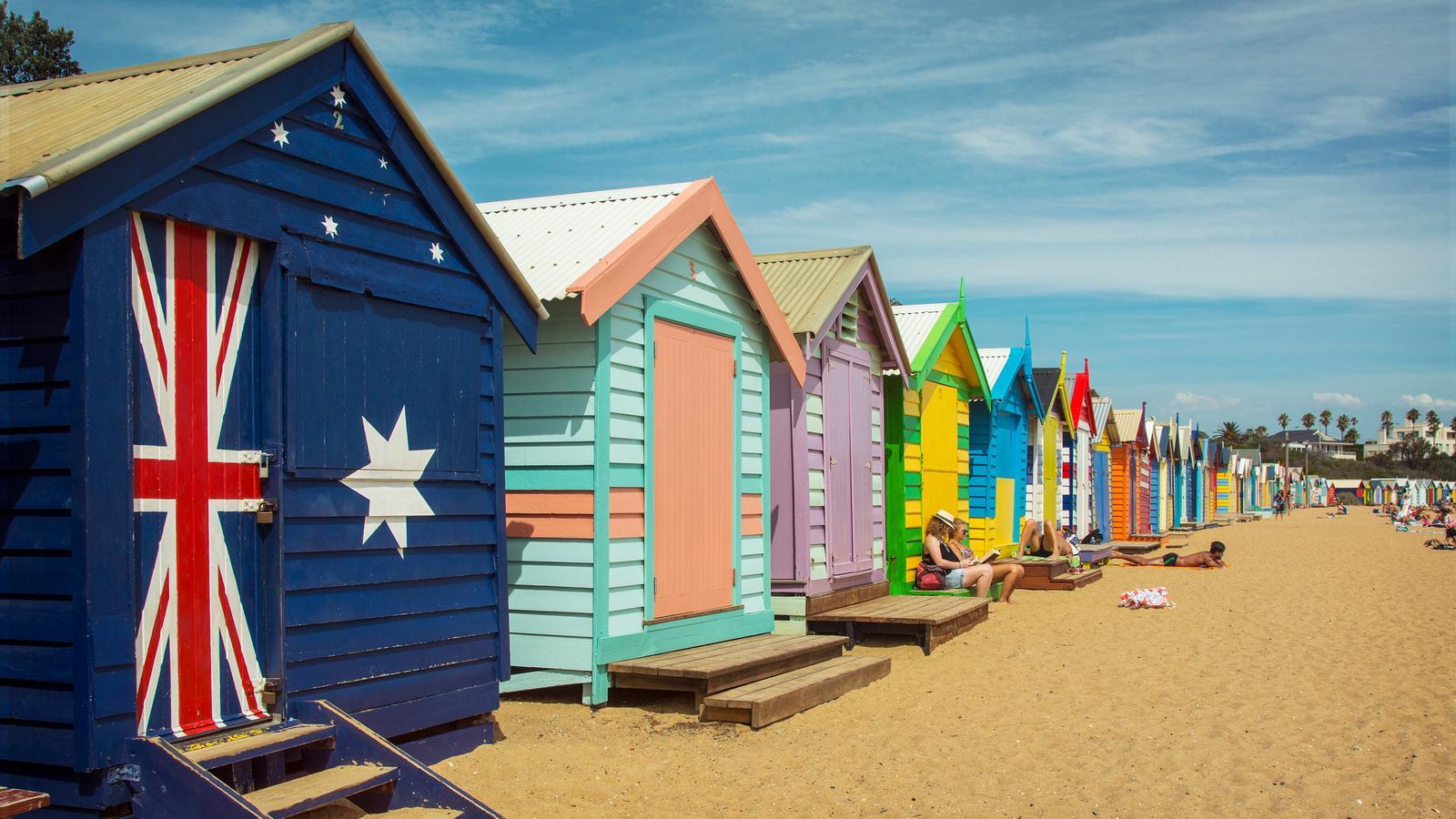 Australia North to South: Darwin to Melbourne