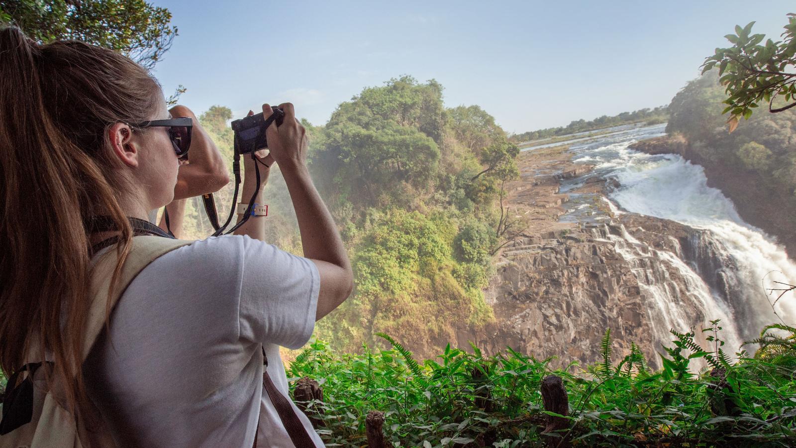 botswana falls adventure in botswana africa g adventures
