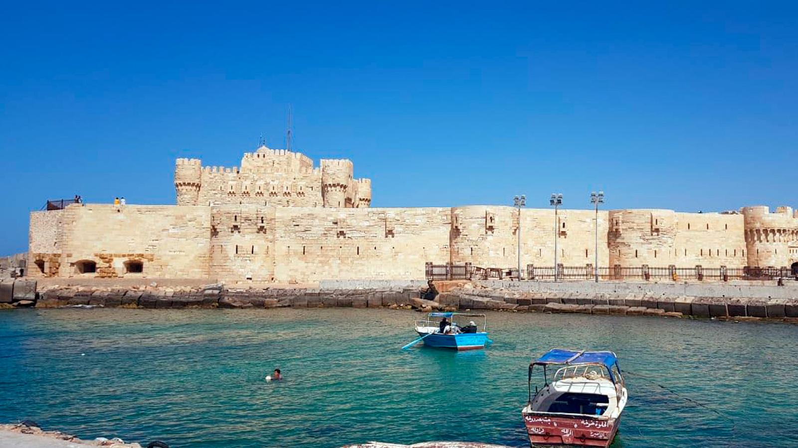 Individualreise – Alexandria in Ägypten, Norden Afrika / Das Nahe ...