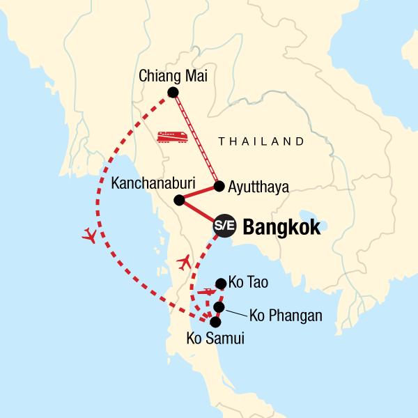Thailand nach Maß – Erlebnisreise an der Ostküste in ...