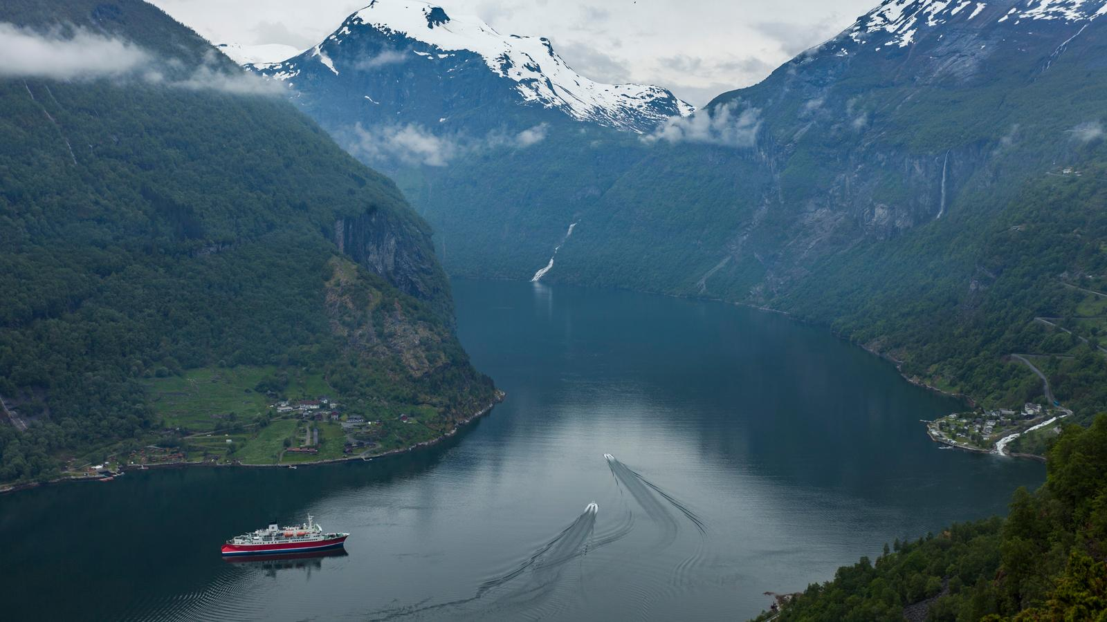 Norwegian Fjords Amp Arctic Discovery In Norway Arctic G