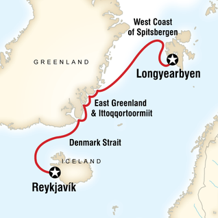 Norway Tours Travel G Adventures - Norway map highlights