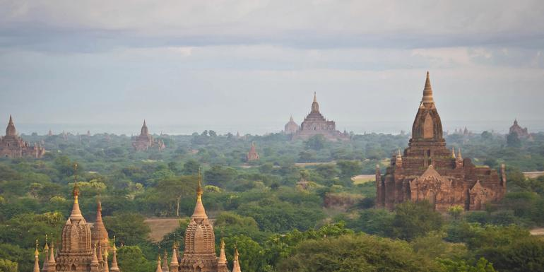 Cover Image of Burma Adventure