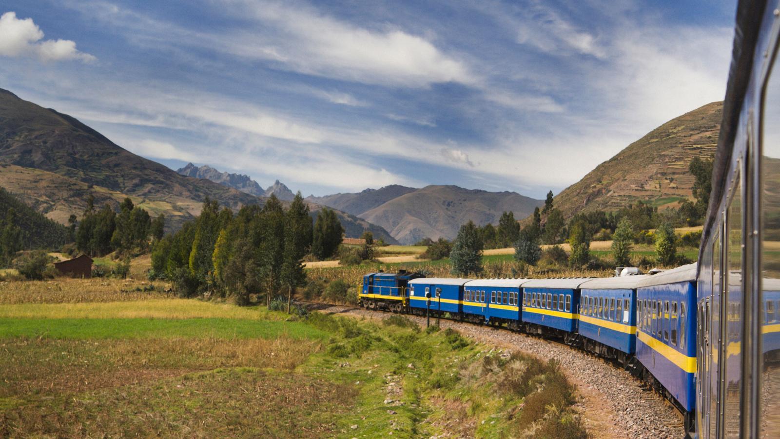 Machu Picchu By Train Independent Adventure In Peru South