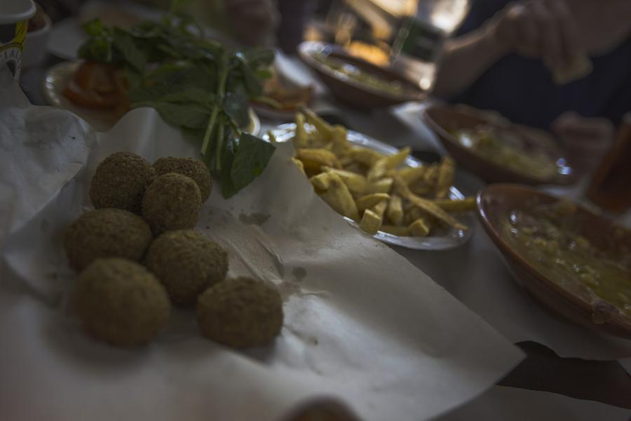 These humble chickpea balls could be the Middle East's greatest cultural export of modern times