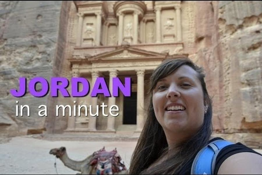Cailin O'Neil shares tips  about some of the top places to visit in Jordan