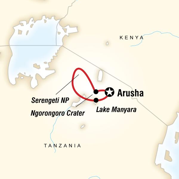 Tanzanya Safari Turu