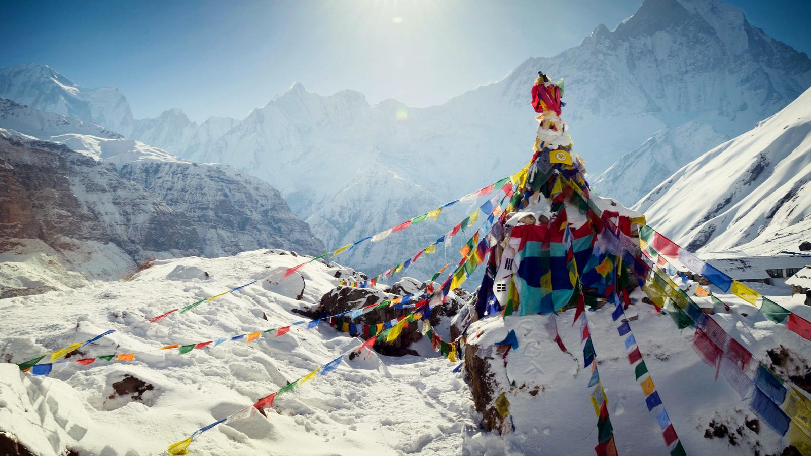 The Everest Base Camp Trek, Top 5 Short Treks in Nepal